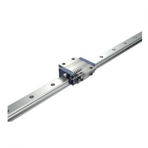 法兰型下锁式-IKO直线导轨LWEC