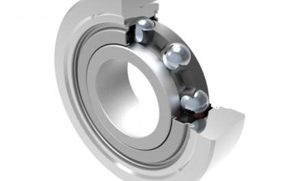 针对电动汽车转向发出噪音 舍弗勒推出新型钟摆轴承