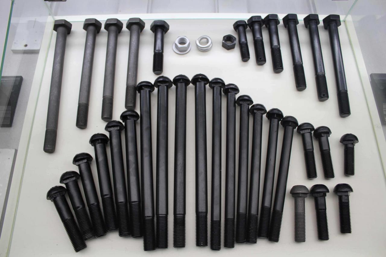 六种螺栓表面处理方式及其工艺