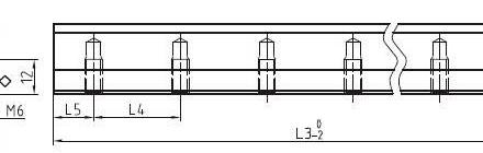 直线导轨端距怎么定义的?如何计算?