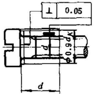 紧固件公差 - 用于精密机械的螺栓、螺钉和螺母