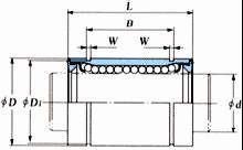 常见轴承及轴承特点